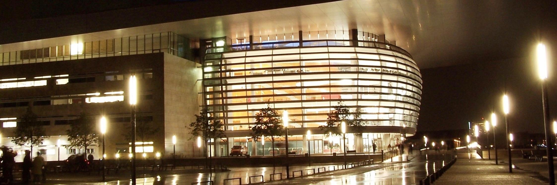 Teit Kanstrup - 'Rejsen til Reims' af G. Rossini - Operaen