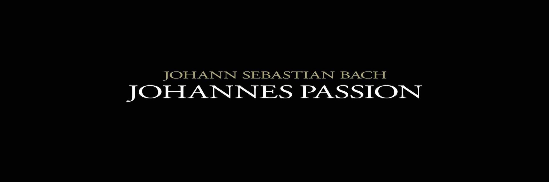 Teit Kanstrup - Bachs 'St. Johannes-Passion'