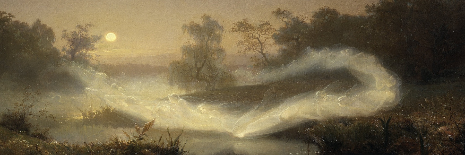 Teit Kanstrup - 'Elverskud' af N.W. Gade